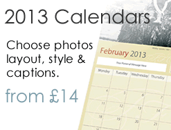 Historic Calendars of Sutton Coldfield